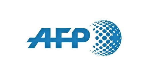 Logo Agence France Presse AFP