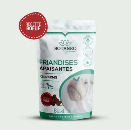 Acheter CBD pour chien France - Friandises bien-être